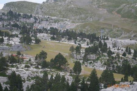 Vacances dans les Pyrénées Bearnaises - Arette