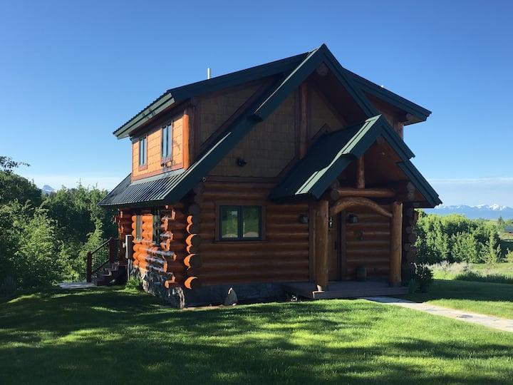 Beautiful, upscale cabin 4 the discerning traveler