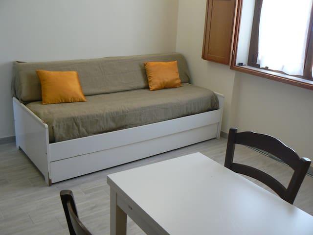 miniappartamento ristrutturato  finiture di pregio - Guglionesi - Appartement