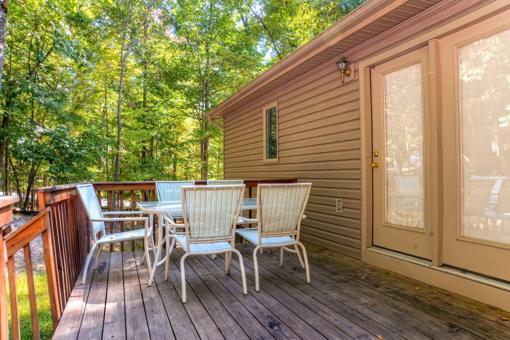 Immerse yourself in Virginia's natural beauty when you stay at this spectacular Massanutten vacation rental home!
