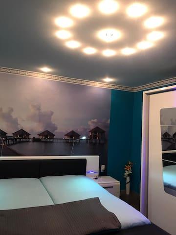 chambre meubleelouer par jour