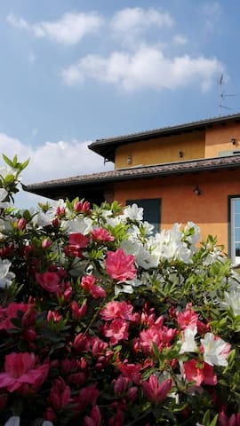 Very romantic loft 25min from Milan - Lurago Marinone - Penzion (B&B)
