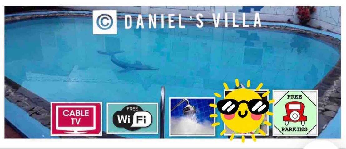 DanielVILLA Own Pool! Clark,CtrlA/C 15minAQUAPlnet