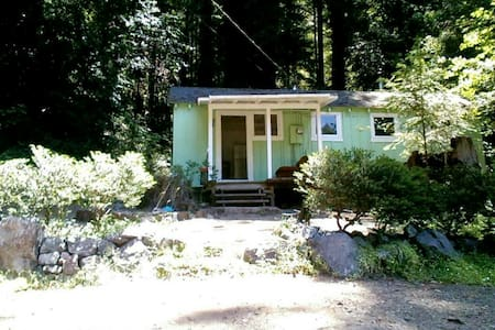 Cabin in the Redwoods - Navarro - Cabana