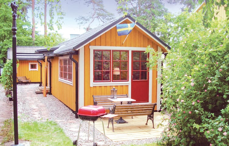 Holiday cottage with 1 room on 40m² in Trosa