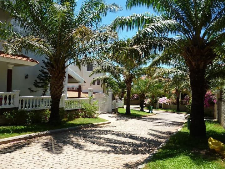 Beachside Villa - Mui Ne - Phan Thiet - Netflix ++