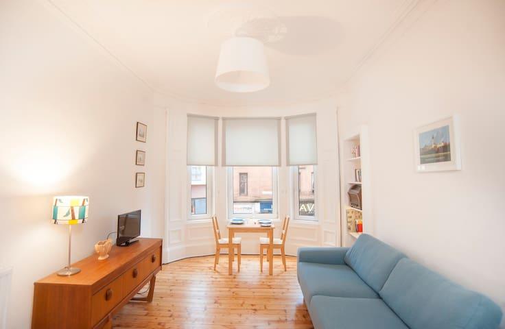 Gorgeous flat, fantastic location near University
