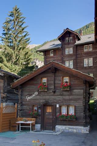Chalet Graziella - Zermatt - Casa