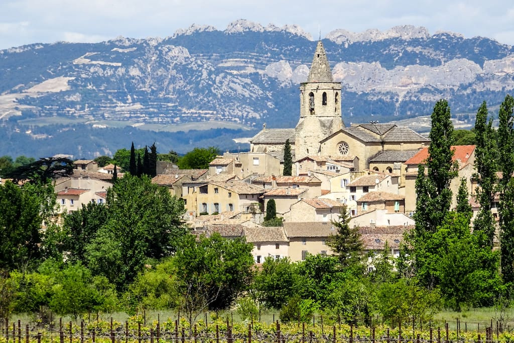 Our village - Mazan Provence - France