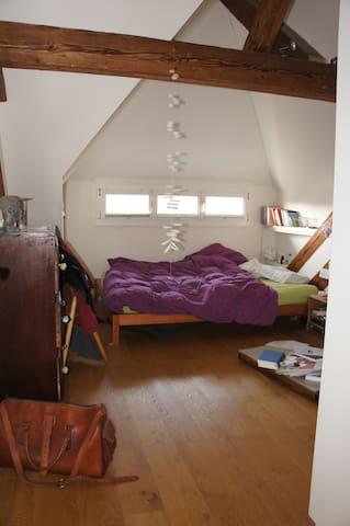 Schlafzimmer étage