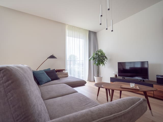 Luxurious brand new apartment in Ghent