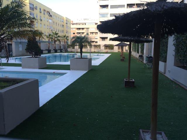 Apartamento cerca de la playa - Málaga - Apartament