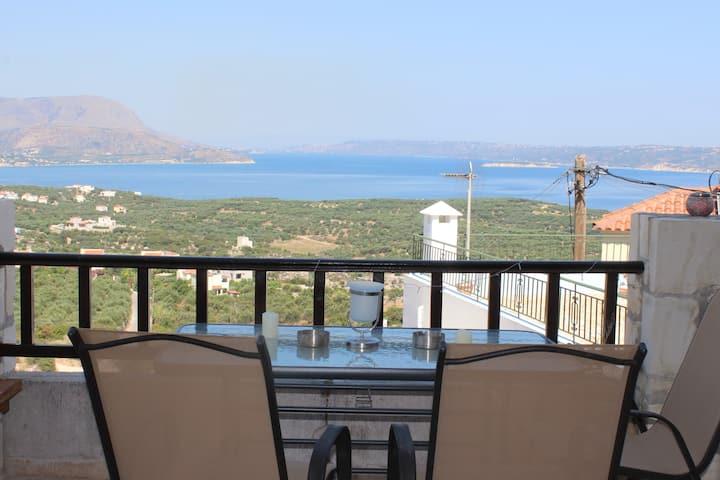 Sea-View Three-Bedroom Villa with Private Pool