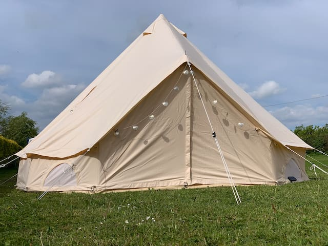 Bell Tent Camping/glamping Pickering N Yorkshire