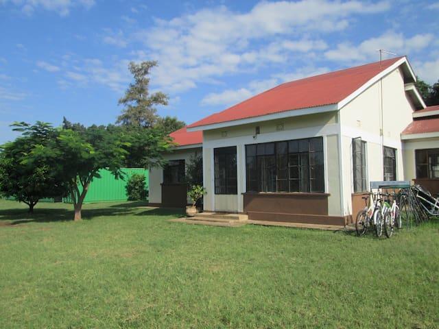 Bikeventures House Kisumu - whole house