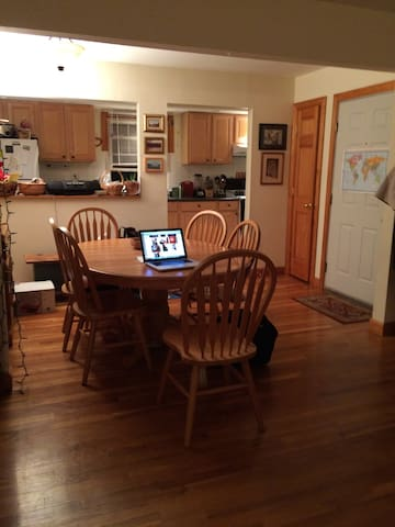 cozy room - New Paltz - Apartamento