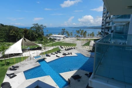 Great Beach Apartment by the Caribe Sea in Panama - Maria Chiquita - อพาร์ทเมนท์