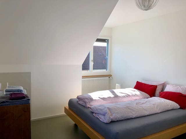 2-Zimmer-Studio | 35' ZRH Airport, 20' City center