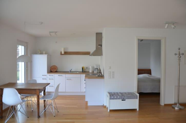 Ferienwohnung am Bodensee - Überlingen - Appartement