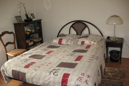Chambre blanche - Pau - Bed & Breakfast