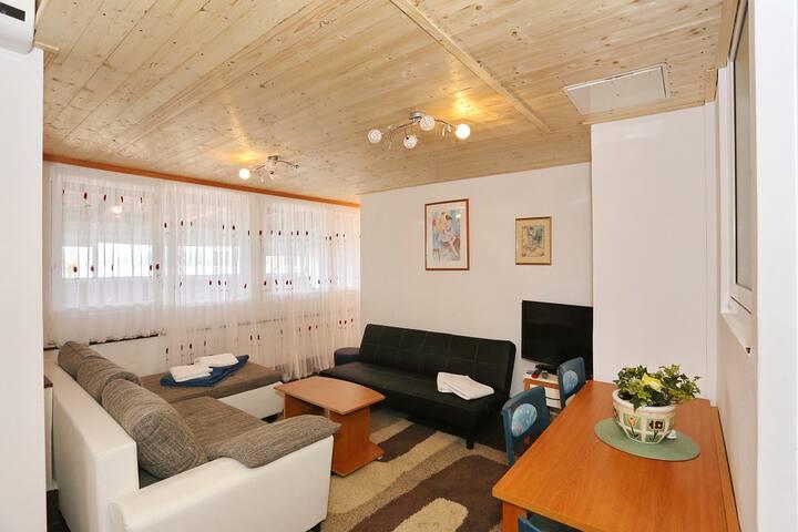 Zara Apartment 1D FIRST ROW SEA VIEW - zadar - Leilighet