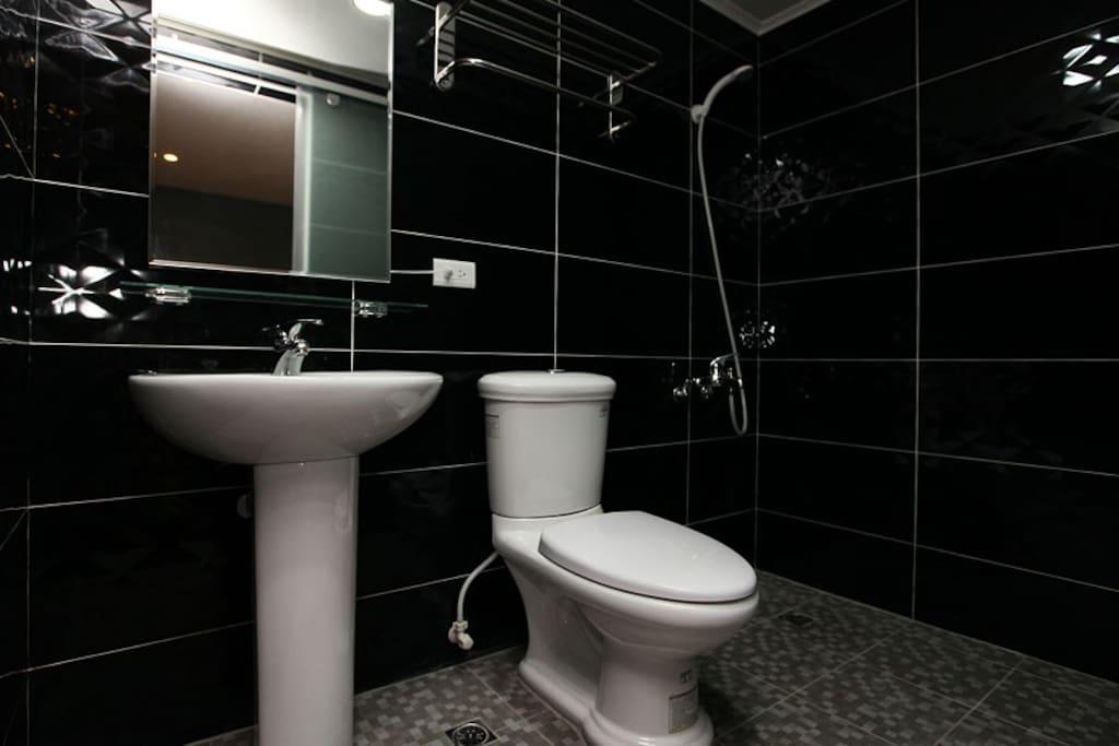 B.D房型衛浴設備