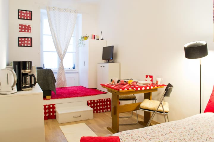Designer Studio at the Heart of Vienna