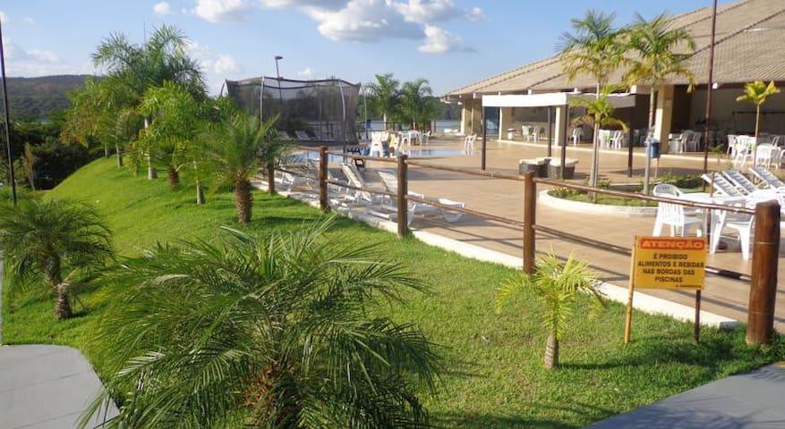 CALDAS NOVAS - FLAT RESIDENCE - Caldas Novas - Apartemen