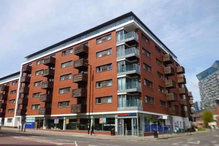 Skyline Apartment Birmingham City Centre