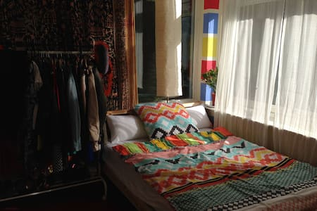 MAX 40 euros / night + Bike - Amsterdam-Zuidoost