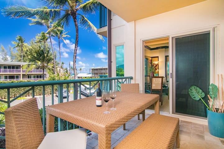 2 BDRM Luxury Condo at Beachfront Resort