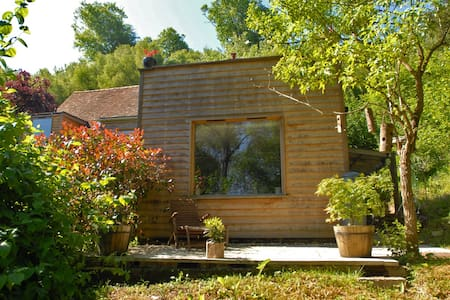 Stylish woodland hideaway - Fittleworth
