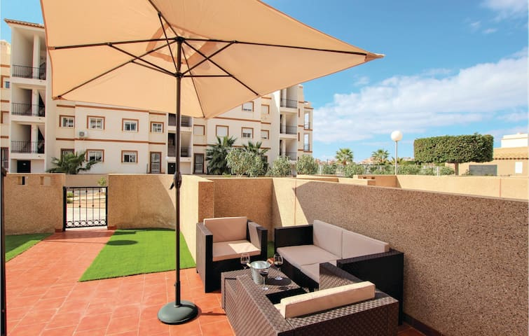 Holiday apartment with 2 bedrooms on 50m² in Orihuela