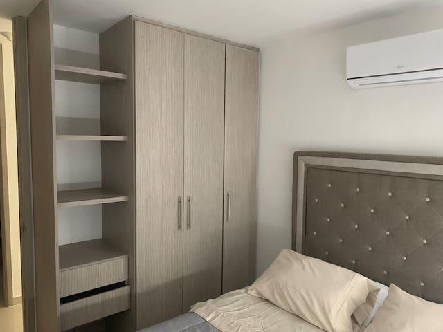 Exclusive apartment, good location, Buenavista