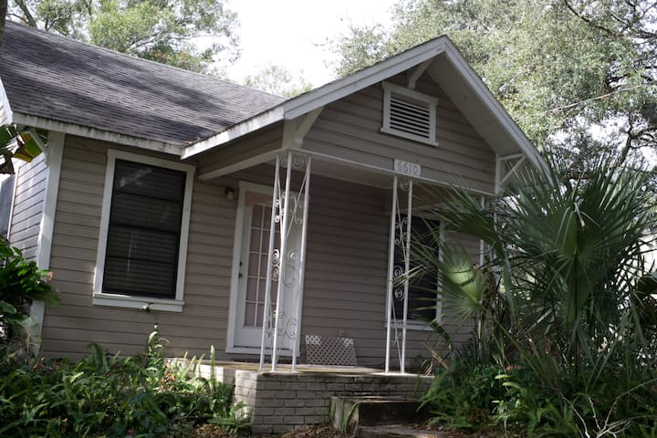 Lil House by the River Seminole Heights - Central