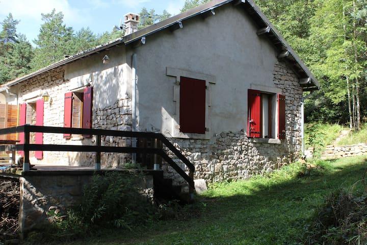 Maison de vacances dans les Cévennes