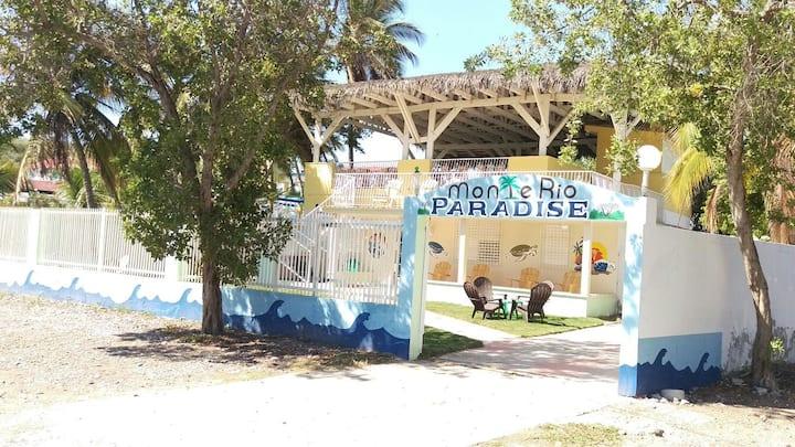 Monterio Paradise tu hogar en la playa