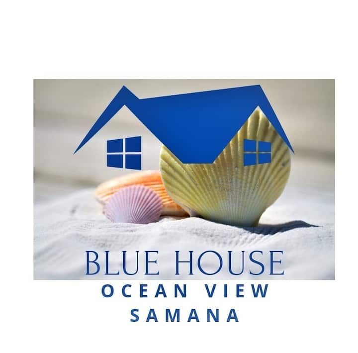 BLUE HOUSE  OCEAN VIEW