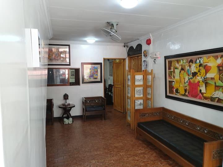 Economical room in Makati
