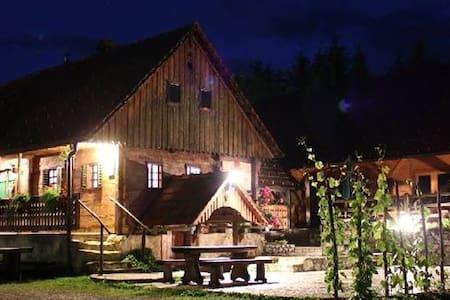 Tourist farm Pri Martinovih - Globočice