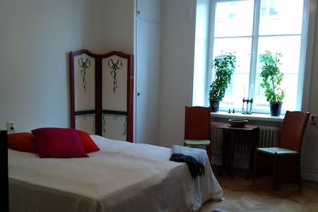 Spacious room in Central Stockholm - Stockholm