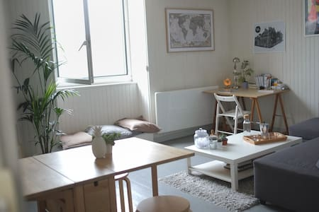 Beautiful cosy apartment in the main street - Pont-l'Abbé - Appartement