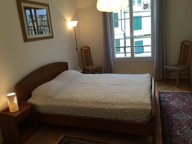 Nice Room in the City Center