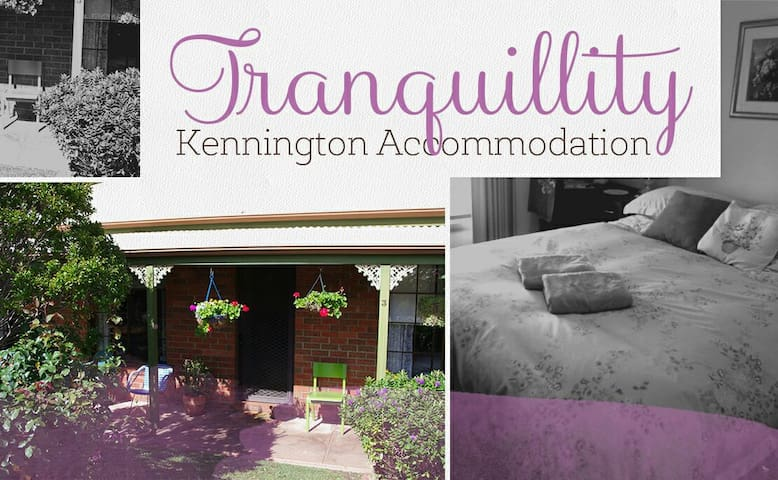 Boutique Accommodation Bendigo