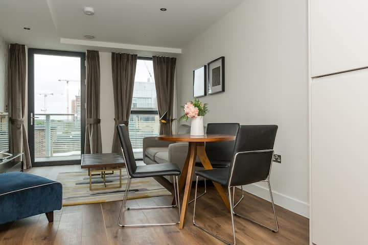 Modern and Stylist Flat In Central London