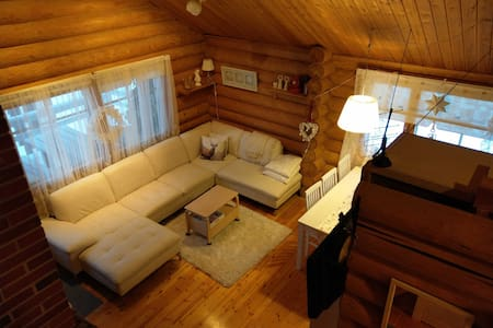 Cozy Ski Cabin in Pyhä