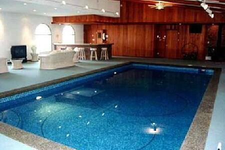 Sequoia's Angel Haven w Indoor Pool - Three Rivers