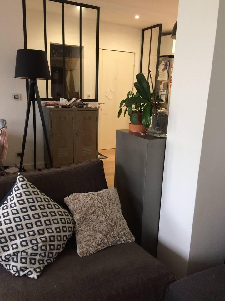 Appartement moderne aux portes de Paris/Versailles