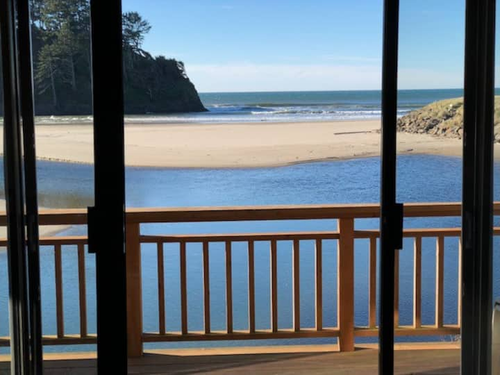 Modern Ocean Front 1 Bedroom Condo