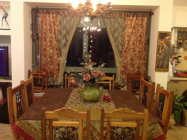 Beautiful Galilean Villa  - Moran - Casa